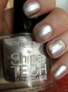 "Shine Tech n° 87 ""Silver"" - By Deborah"